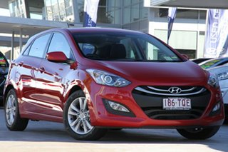Discounted Demonstrator, Demo, Near New Hyundai i30 Active, Windsor, 2013 Hyundai i30 Active GD2 Hatchback
