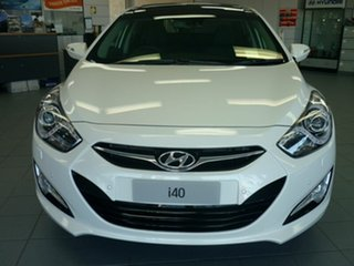 Demonstrator, Demo, Near New Hyundai i40 Premium, Townsville, 2014 Hyundai i40 Premium