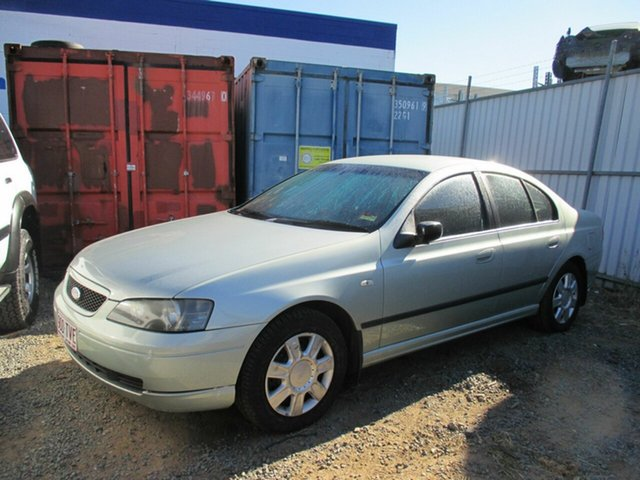 Used Ford Falcon XT, Moorooka, 2002 Ford Falcon XT BA Sedan
