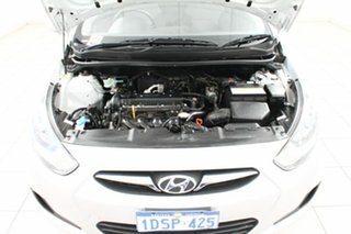 Used Hyundai Accent Active, Victoria Park, 2011 Hyundai Accent Active RB Sedan.