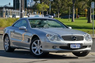 Used Mercedes-Benz SL350, Victoria Park, 2004 Mercedes-Benz SL350 R230 MY05 Roadster.