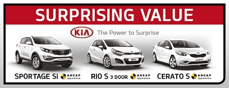See your new Kia here...