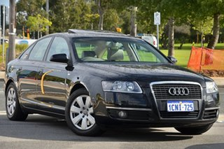 Used Audi A6 Multitronic, Victoria Park, 2007 Audi A6 Multitronic 4F Sedan.