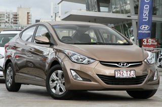 Discounted Demonstrator, Demo, Near New Hyundai Elantra Active, Windsor, 2013 Hyundai Elantra Active MD3 Sedan