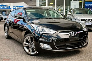 Used Hyundai Veloster + Coupe D-CT, 2012 Hyundai Veloster + Coupe D-CT FS2 Hatchback