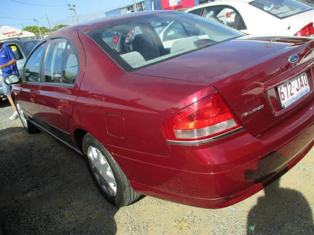 Used Ford Falcon Futura, Moorooka, 2003 Ford Falcon Futura BA Sedan