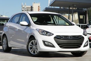 Discounted Demonstrator, Demo, Near New Hyundai i30 Elite, Windsor, 2013 Hyundai i30 Elite GD MY14 Hatchback