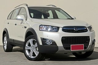 Used Holden Captiva 7 LX, 2012 Holden Captiva 7 LX CG Series II MY Wagon