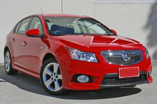 Used Holden Cruze SRi-V, 2013 Holden Cruze SRi-V JH Series II MY Hatchback