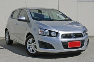 Used Holden Barina CD, 2012 Holden Barina CD TM MY13 Hatchback