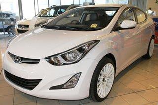 Discounted Demonstrator, Demo, Near New Hyundai Elantra Trophy, Windsor, 2014 Hyundai Elantra Trophy MD3 Sedan