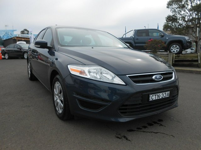 Used Ford Mondeo LX PwrShift, Nowra, 2011 Ford Mondeo LX PwrShift MC Hatchback