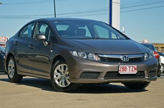 Used Honda Civic VTI, 2012 Honda Civic VTI 9th Gen Ser II Sedan