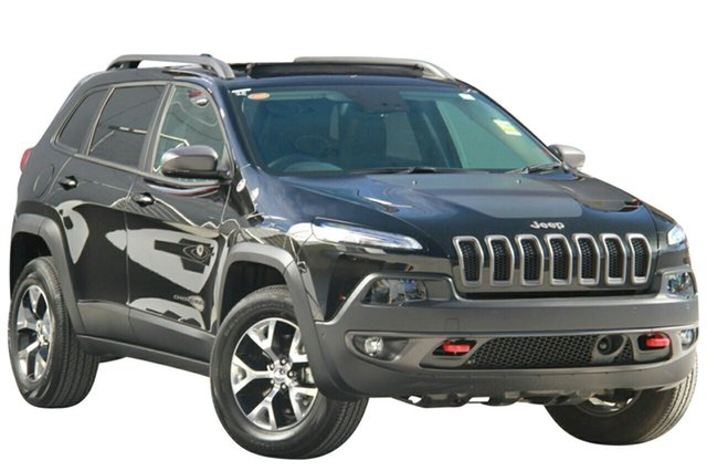 New Jeep Cherokee Trailhawk, Indooroopilly, 2018 Jeep Cherokee Trailhawk Wagon