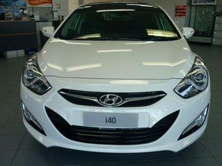 Demonstrator, Demo, Near New Hyundai i40 Premium, Townsville, 2014 Hyundai i40 Premium VF3 Sedan