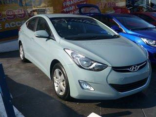 New Hyundai Elantra Elite, Townsville, 2013 Hyundai Elantra Elite MD2 Sedan