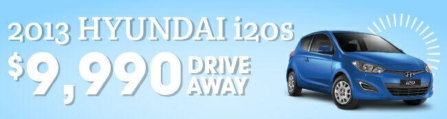 2013 Hyundai i20s