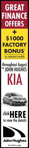 View the Kia Offers at www.johnhughes.com.au