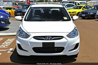 Discounted Demonstrator, Demo, Near New Hyundai Accent Active, Windsor, 2014 Hyundai Accent Active RB2 Hatchback