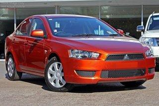 Used Mitsubishi Lancer ES, 2011 Mitsubishi Lancer ES CJ MY11 Sedan