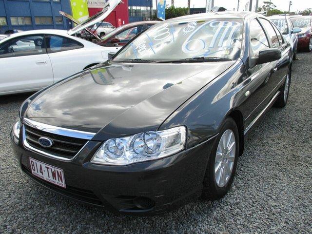 Used Ford Fairmont, Moorooka, 2007 Ford Fairmont BF Mk II Sedan