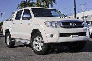 Used Toyota Hilux SR5, 2011 Toyota Hilux SR5 KUN26R MY10 Dual Cab Utility