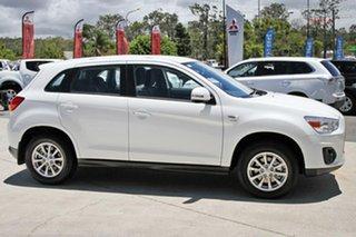 Used Mitsubishi ASX 2WD, 2013 Mitsubishi ASX 2WD XB MY13 Wagon