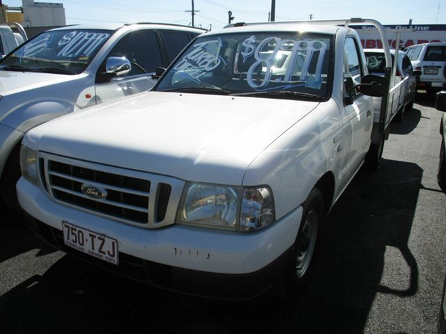 Used Ford Courier GL, Moorooka, 2006 Ford Courier GL PH (Upgrade) Cab Chassis