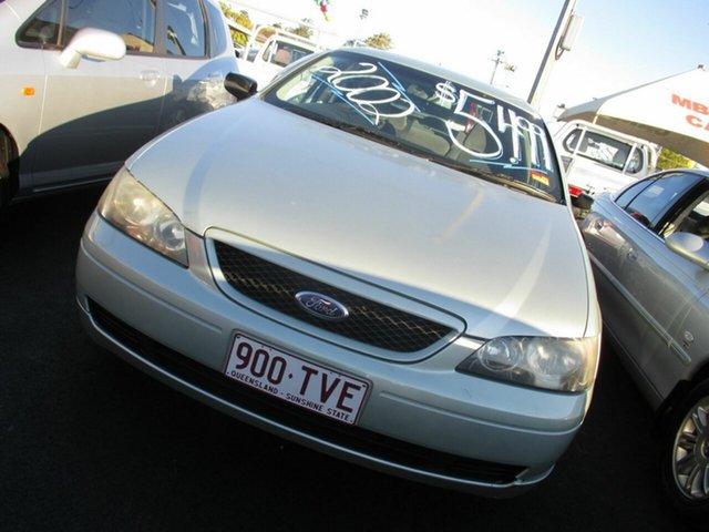 Used Ford Falcon XT, Moorooka, 2002 Ford Falcon XT BA Sedan