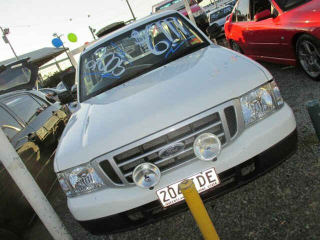 Used Ford Courier GL Super Cab, Moorooka, 2005 Ford Courier GL Super Cab PH (Upgrade) Cab Chassis