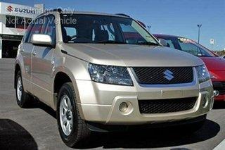 Used Suzuki Grand Vitara (4X4), 2006 Suzuki Grand Vitara (4X4) JB Wagon