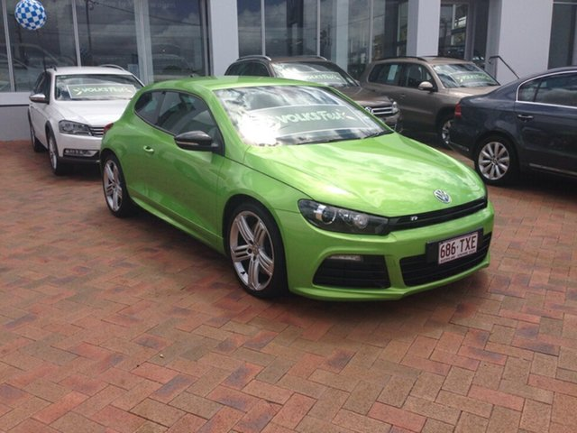Discounted Demonstrator, Demo, Near New Volkswagen Scirocco R Coupe DSG, Townsville, 2013 Volkswagen Scirocco R Coupe DSG 1S MY14 Hatchback