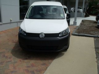 Discounted New Volkswagen Caddy TDI250 SWB, Townsville, 2013 Volkswagen Caddy TDI250 SWB 2KN MY13 Van