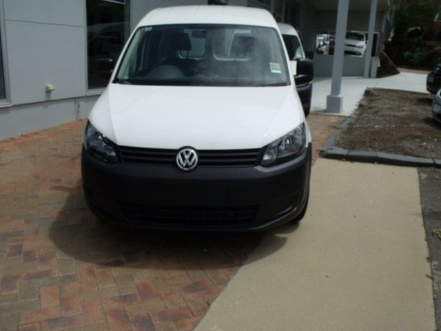 Discounted New Volkswagen Caddy TDI250 SWB, Townsville, 2014 Volkswagen Caddy TDI250 SWB 2KN MY14 Van