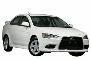 Discounted Used Mitsubishi Lancer ES Sport, Nundah, 2014 Mitsubishi Lancer ES Sport CJ MY14.5 Sedan