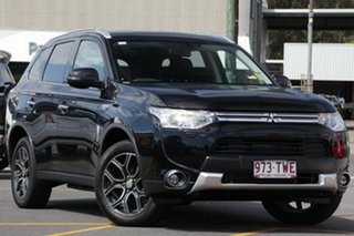 Discounted Demonstrator, Demo, Near New Mitsubishi Outlander PHEV Aspire, Nundah, 2014 Mitsubishi Outlander PHEV Aspire ZJ MY14.5 Wagon