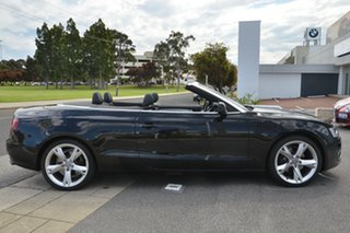 Used Audi A5 S tronic quattro, Victoria Park, 2010 Audi A5 S tronic quattro Cabriolet.