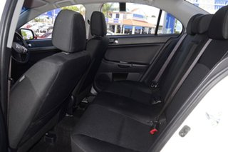Used Mitsubishi Lancer ES, Victoria Park, 2013 Mitsubishi Lancer ES CJ MY13 Sedan.