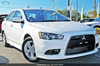 Discounted Demonstrator, Demo, Near New Mitsubishi Lancer ES Sport, Nundah, 2014 Mitsubishi Lancer ES Sport CJ MY14.5 Sedan