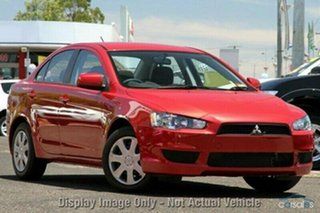 Discounted Demonstrator, Demo, Near New Mitsubishi Lancer ES, Nundah, 2013 Mitsubishi Lancer ES CJ MY14 Sedan