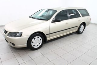 Used Ford Falcon XT, Bentley, 2008 Ford Falcon XT BF Mk II Wagon.