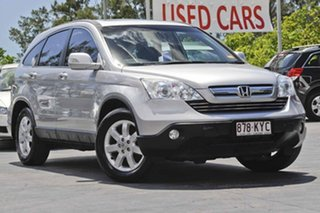 Used Honda CR-V Luxury 4WD, 2008 Honda CR-V Luxury 4WD RE MY2007 Wagon