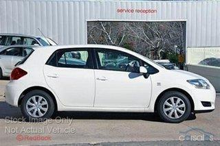 Used Toyota Corolla Ascent, 2009 Toyota Corolla Ascent ZRE152R Hatchback