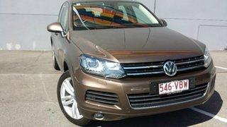Used Volkswagen Touareg V6 TDI Tiptronic 4XMotion, 2012 Volkswagen Touareg V6 TDI Tiptronic 4XMotion 7P MY12.5 Wagon