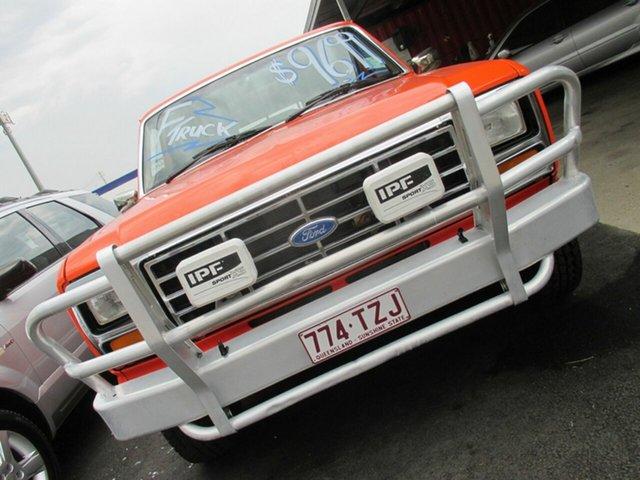 Used Ford F100 XLT, Moorooka, 1984 Ford F100 XLT Utility