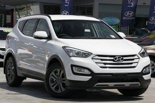 Discounted Demonstrator, Demo, Near New Hyundai Santa Fe Active, Windsor, 2014 Hyundai Santa Fe Active DM MY14 Wagon