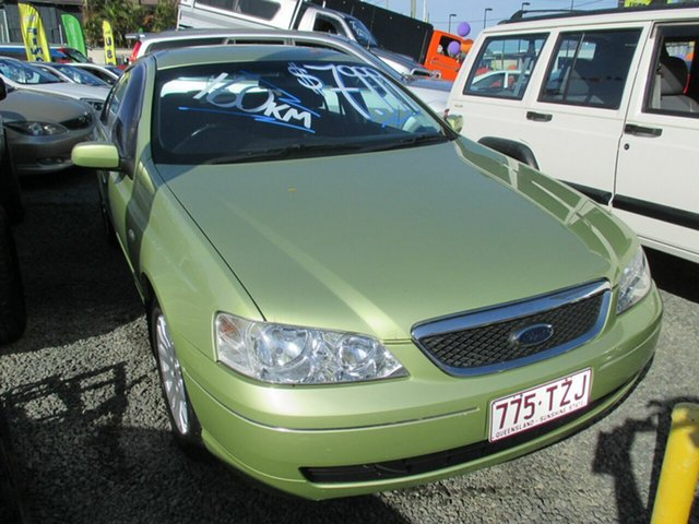 Used Ford Fairmont, Moorooka, 2005 Ford Fairmont BF Sedan
