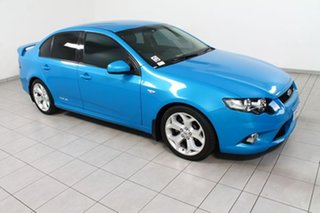 Used Ford Falcon XR6, Victoria Park, 2009 Ford Falcon XR6 FG Sedan.