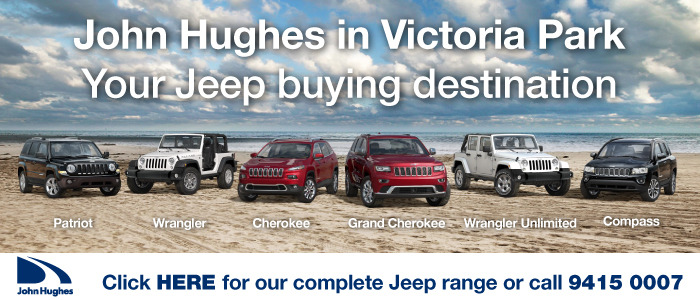 John Hughes Jeep Specials