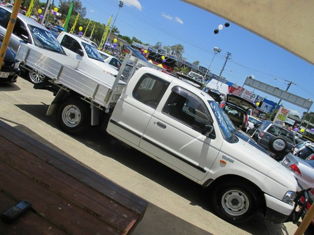 Used Ford Courier XL Super Cab, Moorooka, 2003 Ford Courier XL Super Cab PG Utility